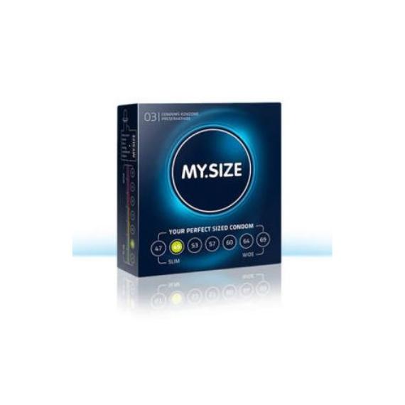 MY SIZE-49MM óvszer (3DB)