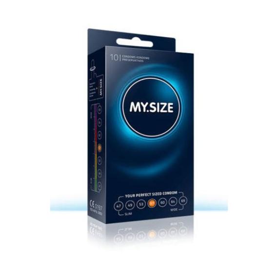 MY SIZE-57MM óvszer (10DB)