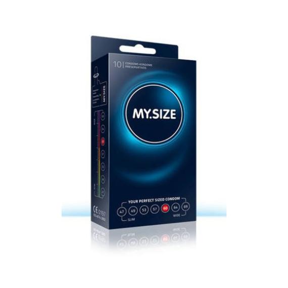 MY SIZE-60MM óvszer (10DB)