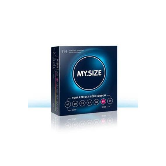 MY SIZE-64MM óvszer (3DB)