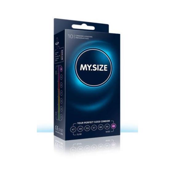 MY SIZE-69MM óvszer (10DB)