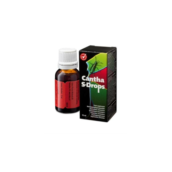 CANTHA S-DROPS - 15 ML