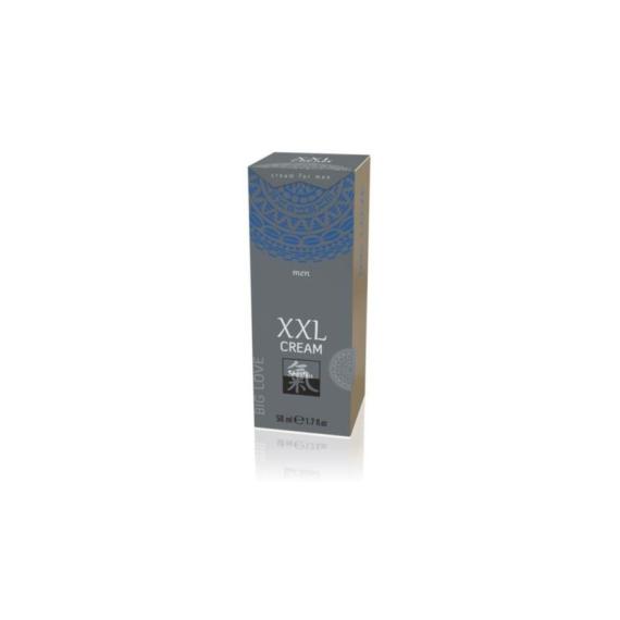 SHIATSU XXL CREAM FOR MEN - 50 ML
