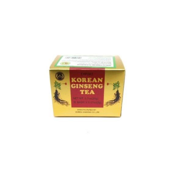 KOREAI GINSENG TEA INSTANT - 10 TASAK
