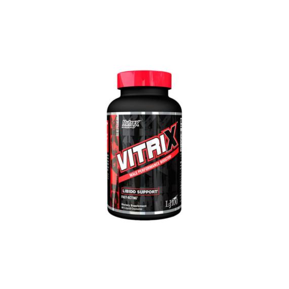 NUTREX - VITRIX MALE PERFORMANCE BOOSTER - 80 DB