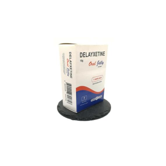 DELAYXETINE ORAL JELLY - 7 DB